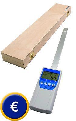 Termohigrometro de papel RH5