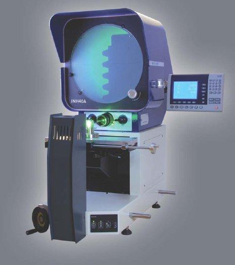 proyector de perfiles horizontal INV40A
