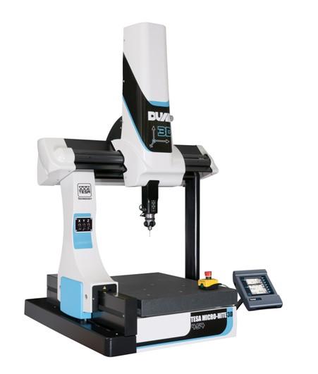máquina de medicion por coordenadas TESA DUAL CNC automatica